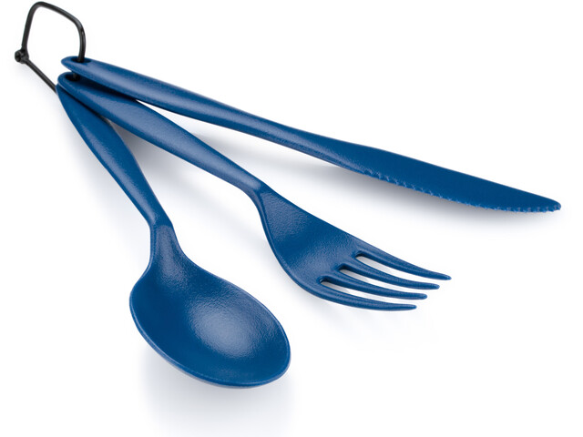 GSI Tekk Cutlery Set blue